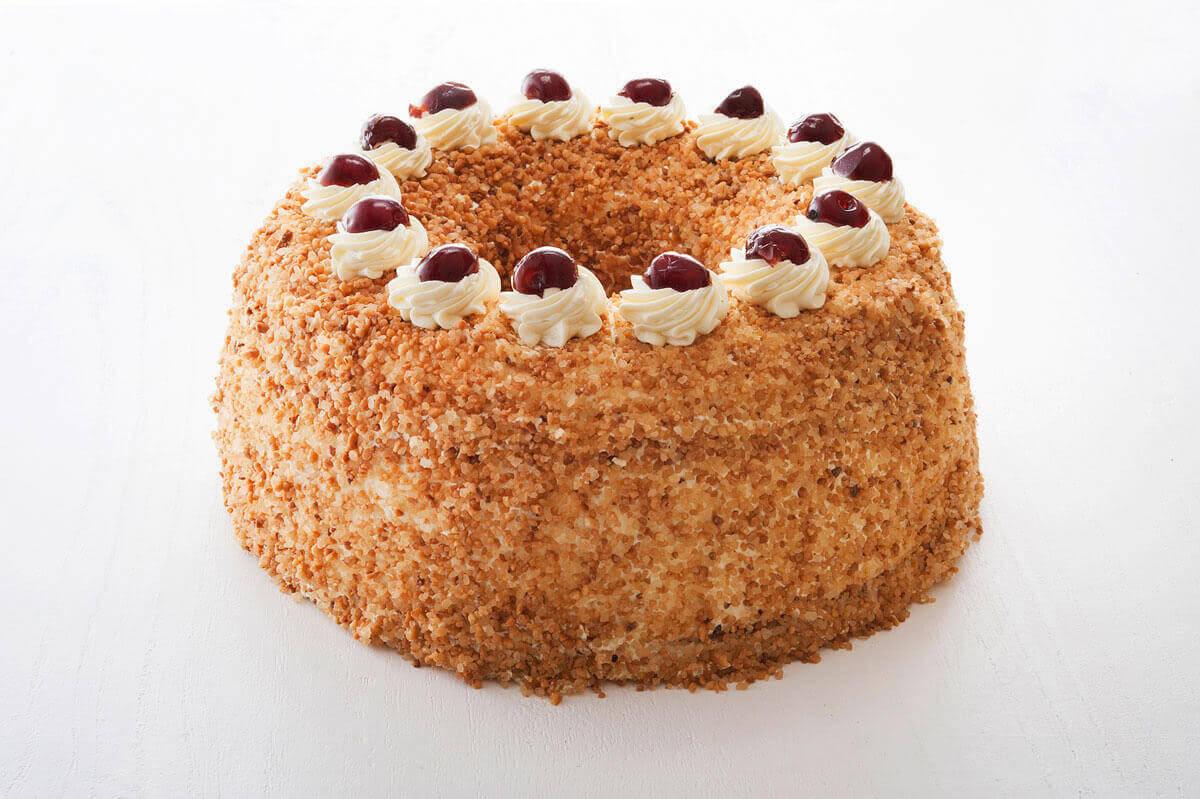 Frankfurter Kranz Torte Kuchen Macht Glucklich Online