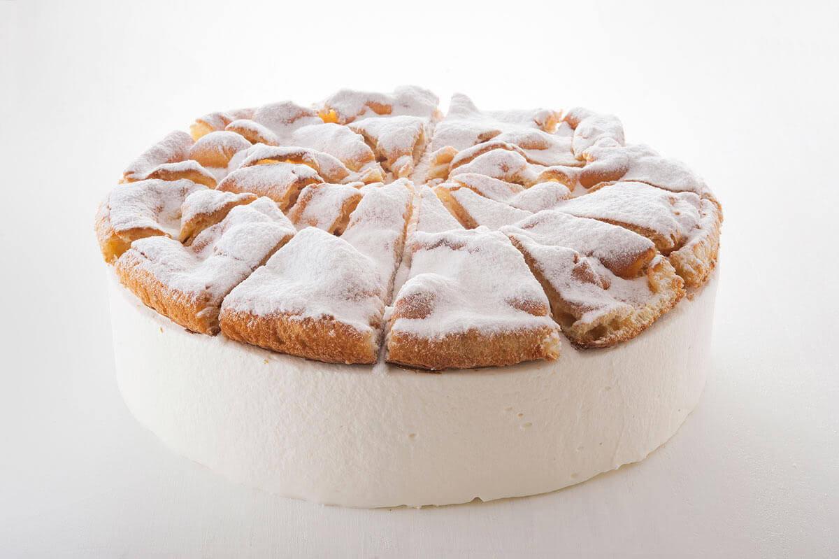 Heidelbeer Brandteig Torte Kuchen Macht Glucklich Online