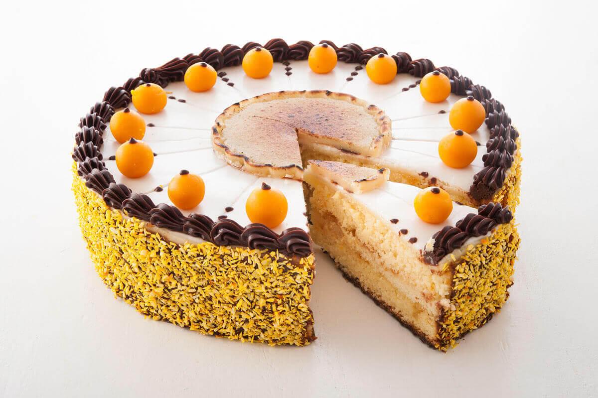 Kuchen Mit Foto kuchen mit frischen orangen beliebte rezepte für kuchen und gebäck foto