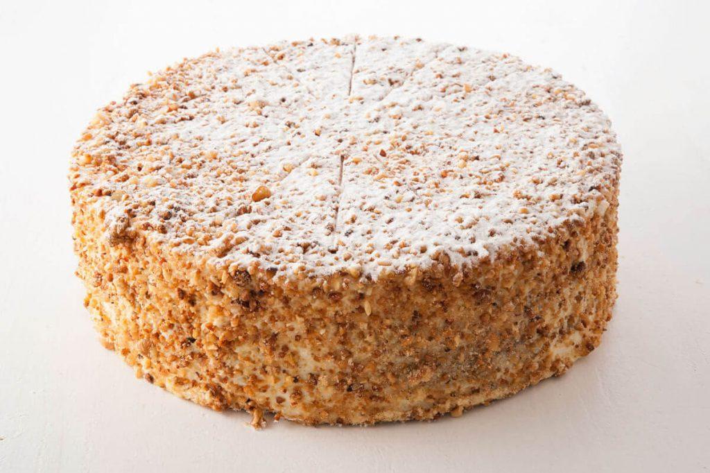 San-Francisco Cheesecake Torte
