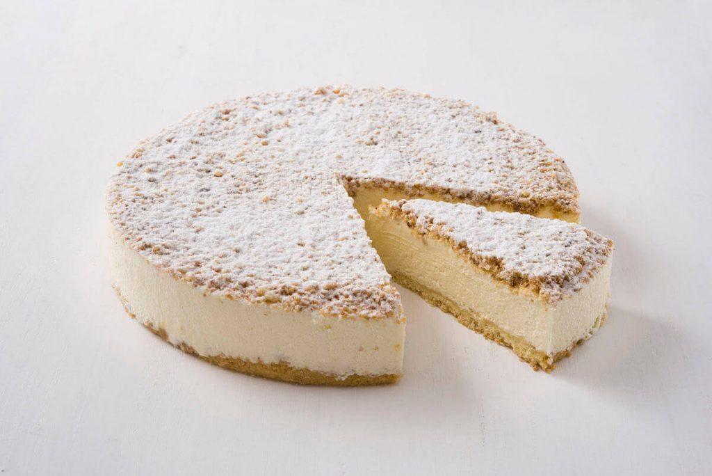 NY Cheesecake Mango (Anschnitt)