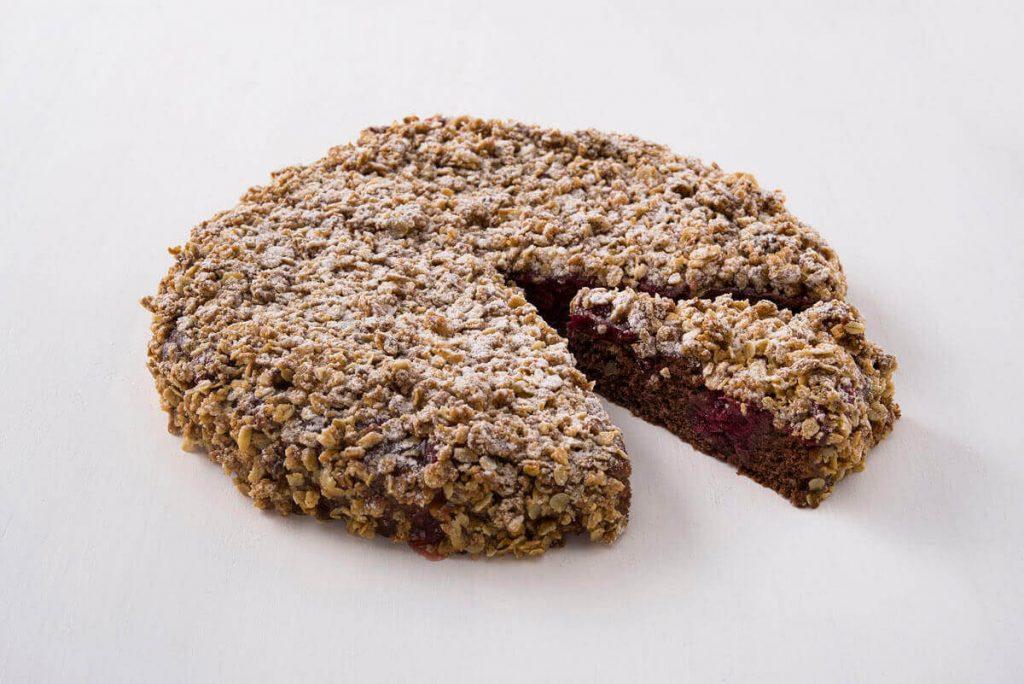Sweet Schoko Kuchen (Anschnitt)
