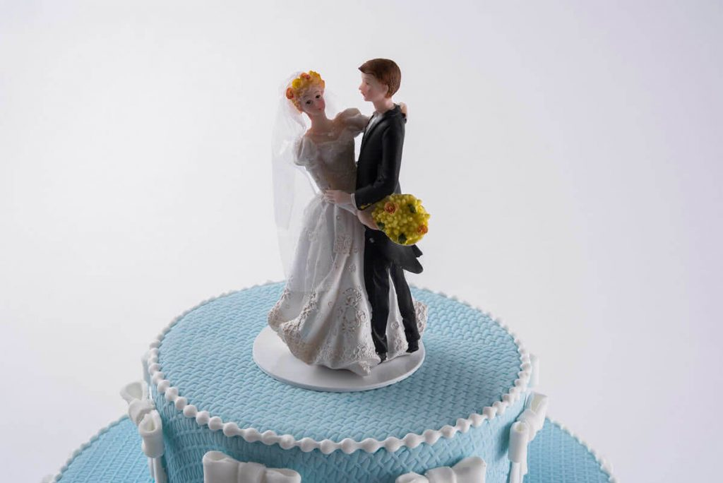 Hochzeitstorte Loop (Ausschnitt)