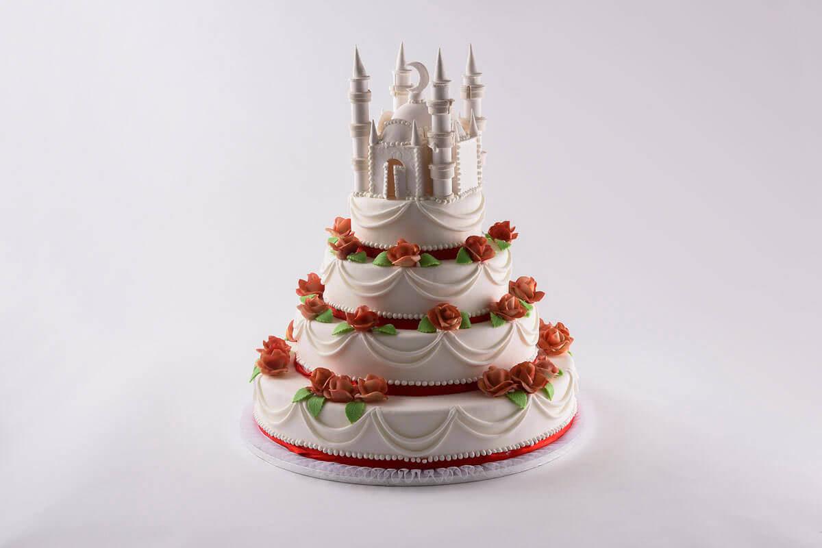 Edle Hochzeitstorten im Programm  Kuchen macht glücklich. Kuchen ...